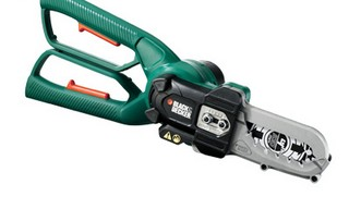 Кусторез Black&Decker GK 1000